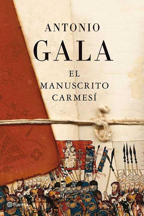 Libros basados en hechos reales - El manuscrito carmesí