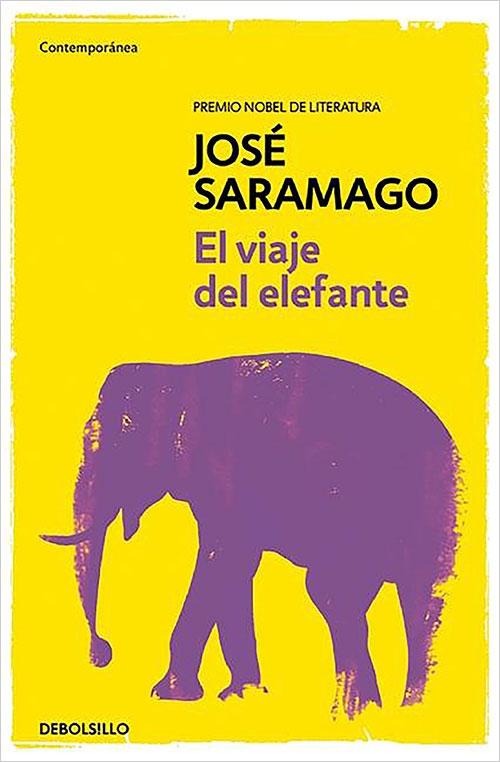 Libros basados en hechos reales - El viaje del elefante