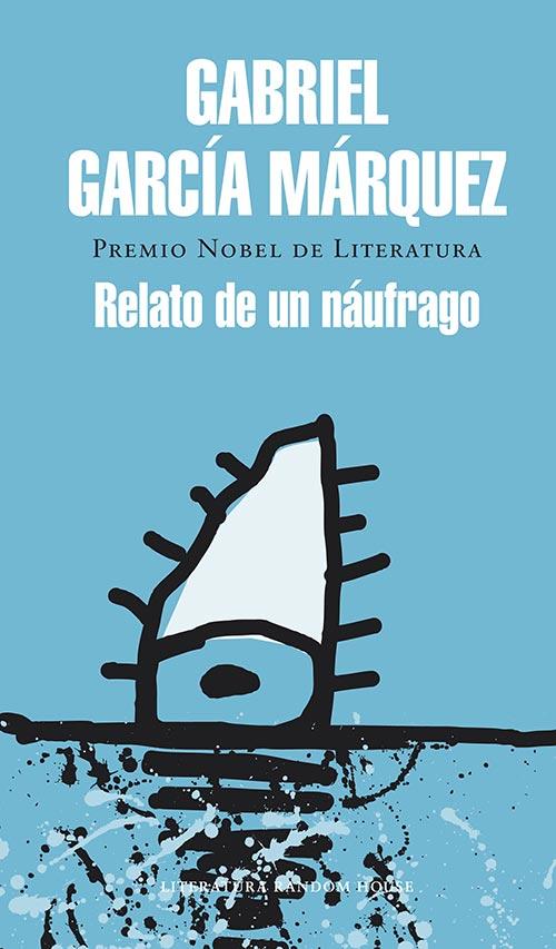 libros basados en hechos reales - Relato de un náufrago