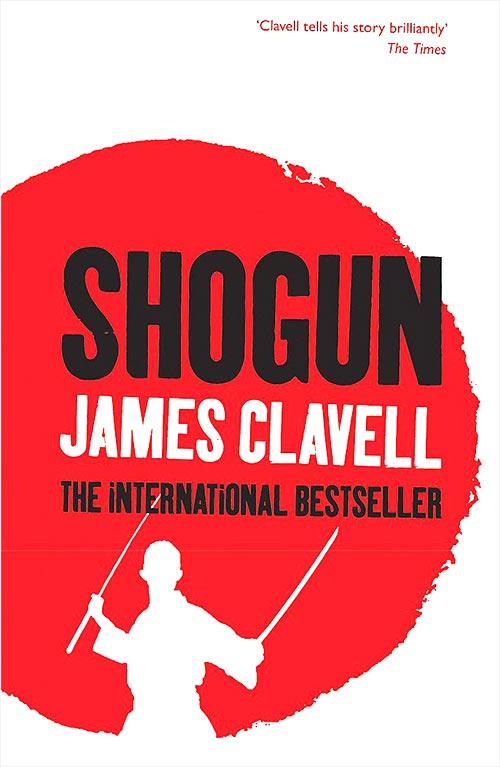 libros basados en hechos reales - Shogun