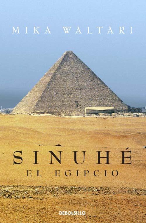 libros basados en hechos reales - Sinuhé el egipcio