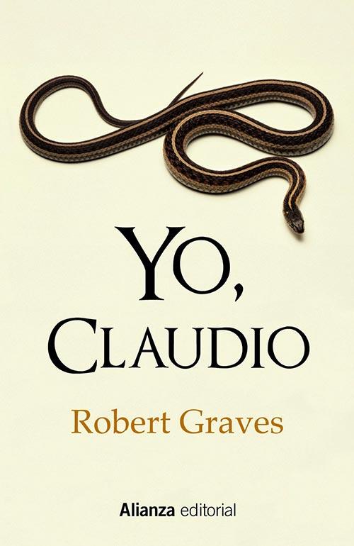 libros basados en hechos reales - Yo, Claudio