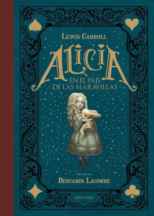 Libros más vendidos en el mundo: Alicia  en el País de las Maravillas.