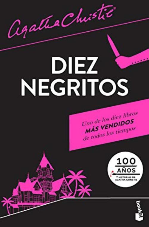 Libros más vendidos en el mundo: Diez Negritos.