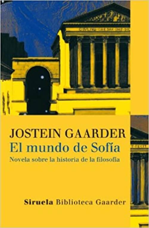 Libros más vendidos del mundo: El mundo de Sofía.