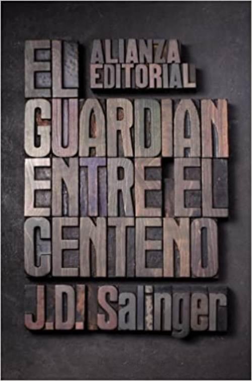 Libros más vendidos en el mundo: El guardián en el centeno.