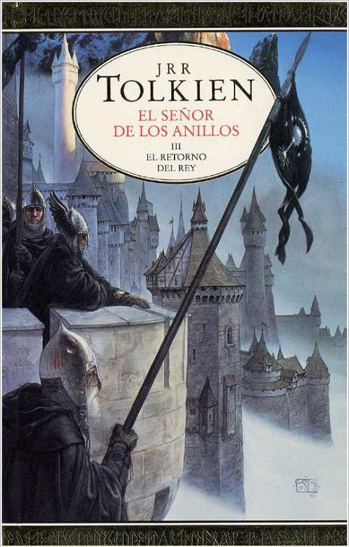 Libros más vendidos en el mundo: El Señor de los Anillos.