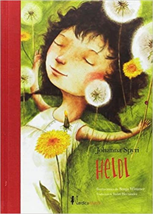 Libros más vendidos en el mundo: Heidi.