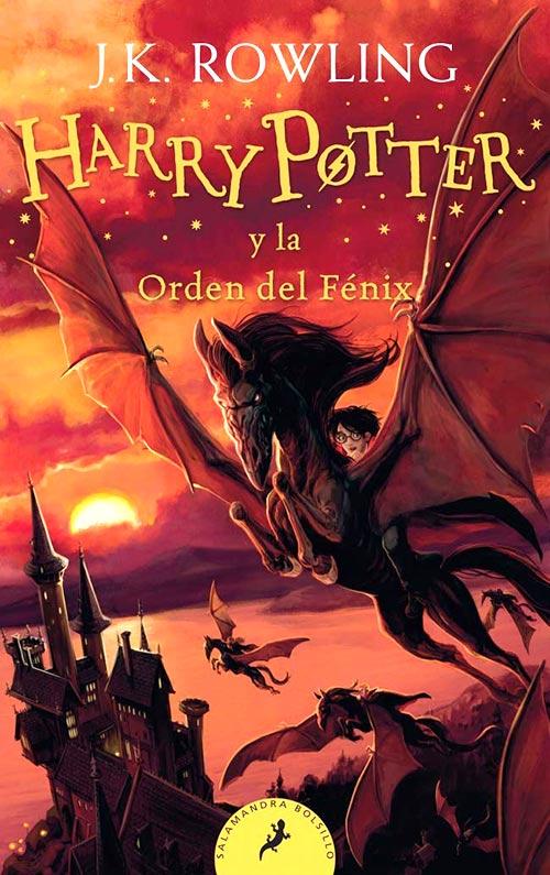Libros más vendidos en el mundo: Saga Harry Potter
