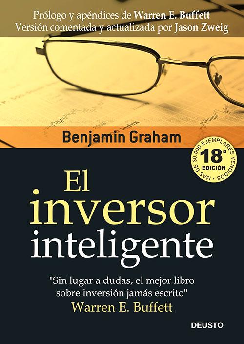 Libro para invertir en bolsa: El inversor inteligente
