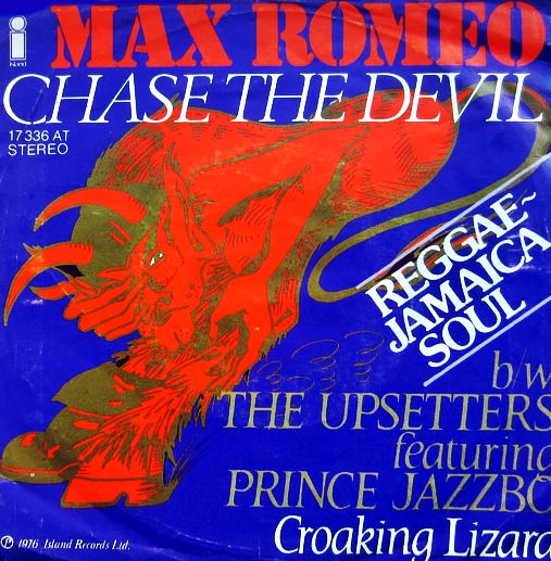 El mejor reggae: Chasing the Devil