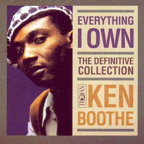 El mejor reggae: Everything I own