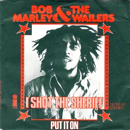 Lo mejor del reggae: I shot the sheriff