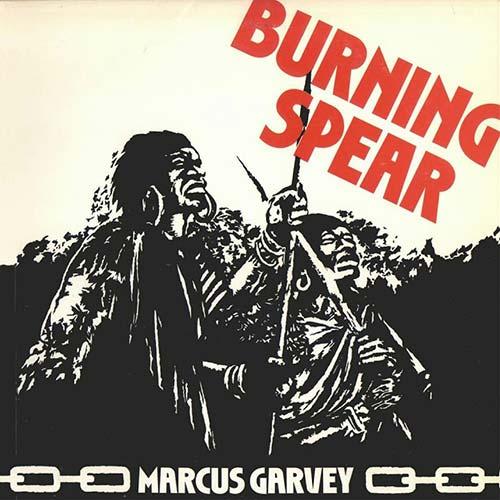 Lo mejor del reggae: Marcus Garvey