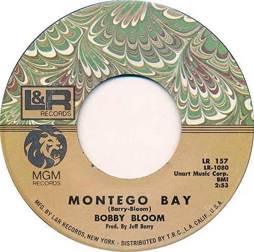 Lo mejor del reggae: Montego bay