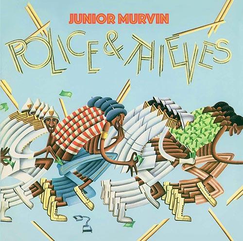 Lo mejor del reggae: Police and thieves