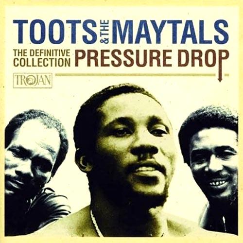 Lo mejor del reggae: Pressure drop