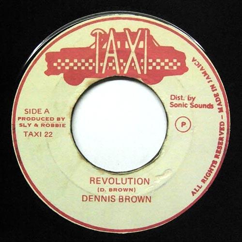 Lo mejor del reggae: Revolution – Dennis Brown, 1986