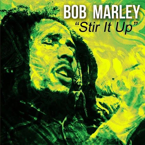 Lo mejor del reggae: Stir it up