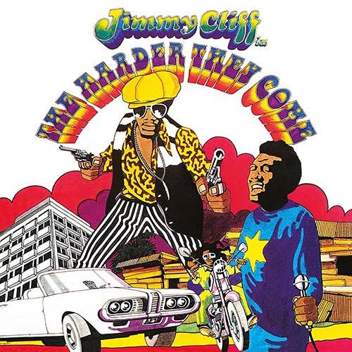 Lo mejor del reggae: The harder they come