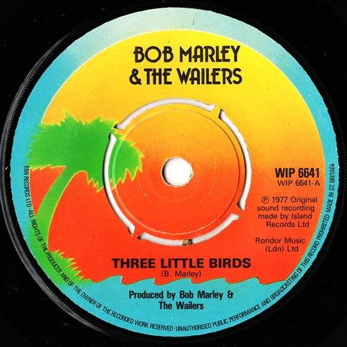 Lo mejor del reggae: Three Little birds