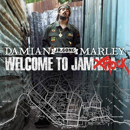 Lo mejor del reggae: Welcome to Jamrock