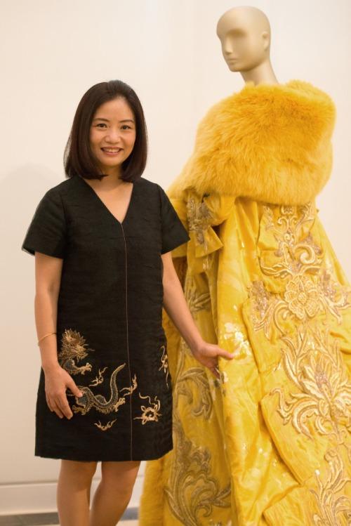 Los 20 diseñadores de alta costura más influyentes de todos los tiempos - Guo Pei.