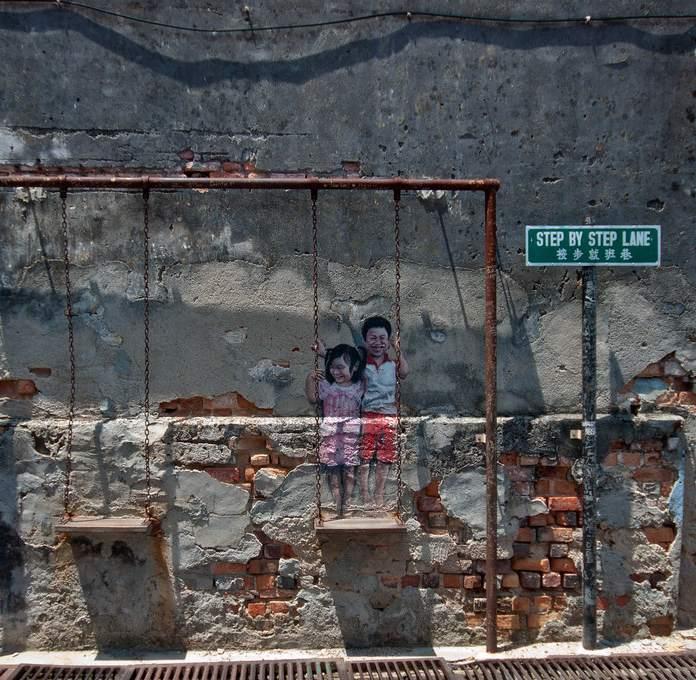 Arte-Urbano-Children-Swing