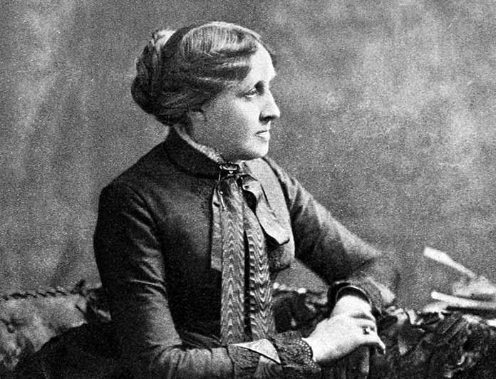 Manías de Louisa May Alcott