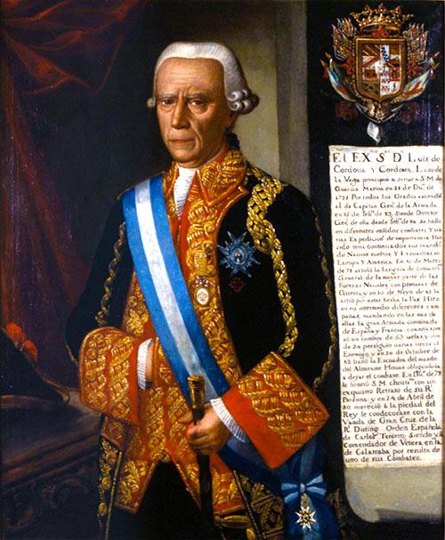 Luis de Córdova y Córdova