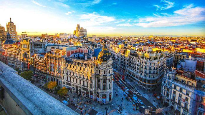 Muchos conocen Madrid, pero muy pocos conocen su pasado