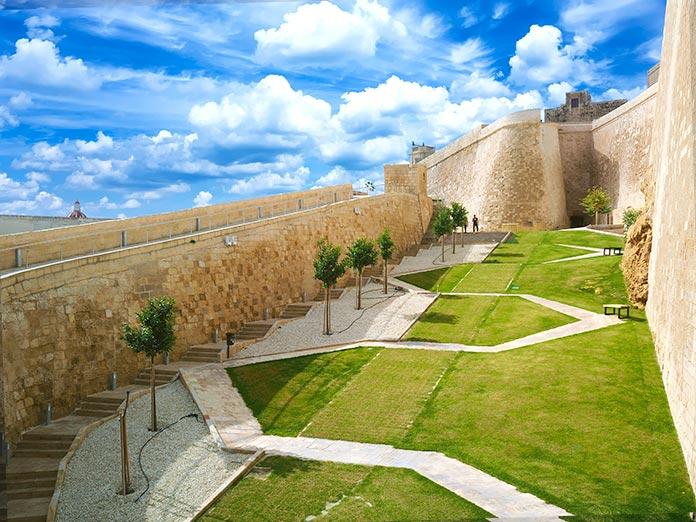 La Cittadella, Victoria, Malta.
