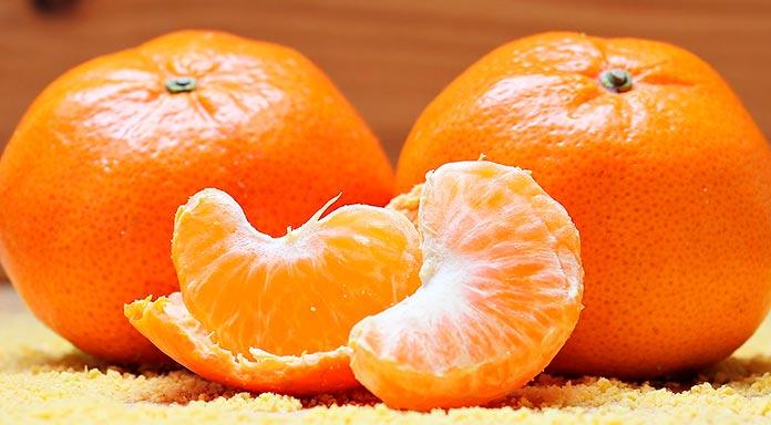 Incienso de mandarina