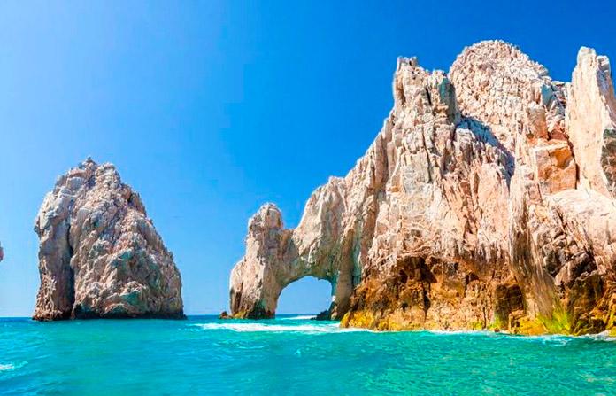 Mar de Cortés, México