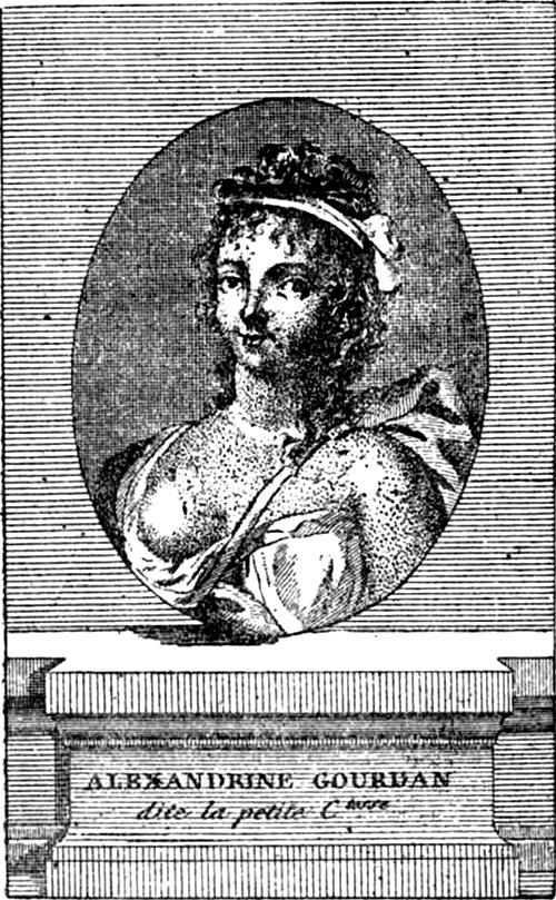 Madame Marguerite Gourdan