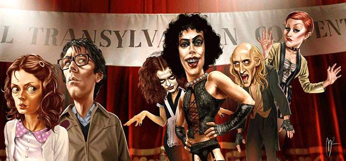 Marzio Mariani - Rocky Horror Picture Show