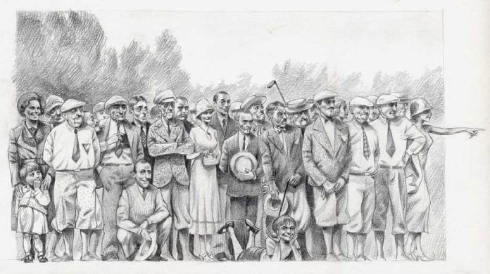 Marzo Mariani - Golf Crowd 02