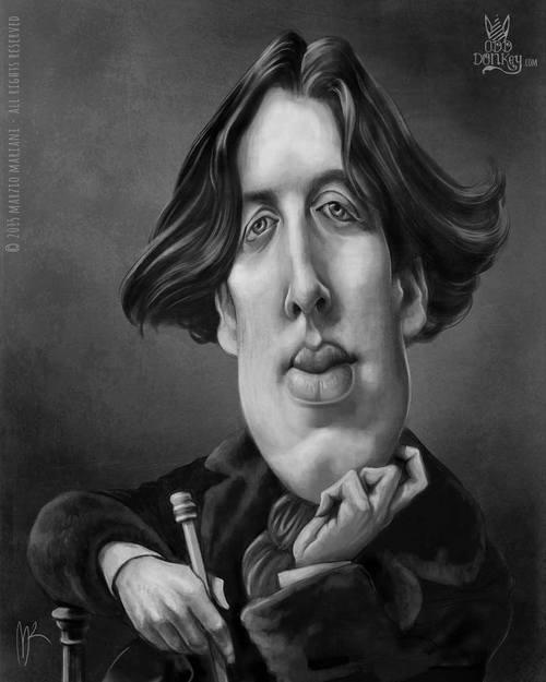 Marzo Mariani - Oscar Wilde