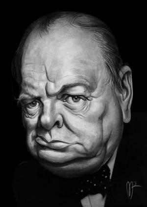 Marzo Mariani - Winston Churchill