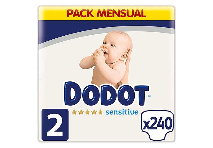 Mas vendidos Amazon - Dodot Sensitive