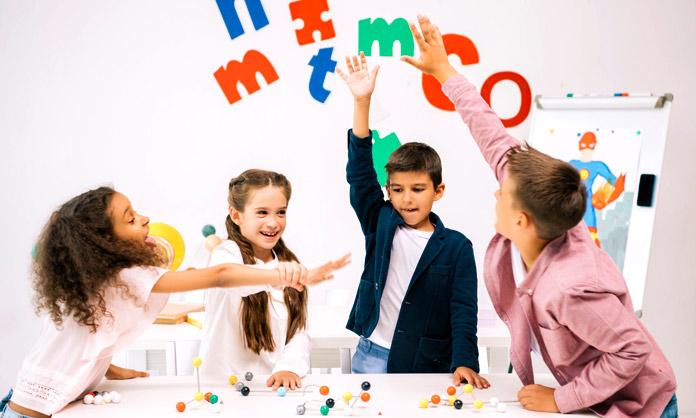Master Especialista en Montessori Primaria