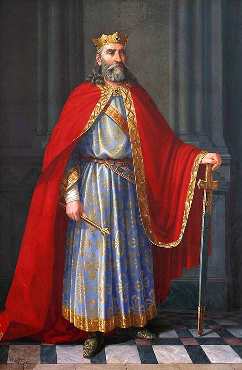 rey Mauregato de Asturias