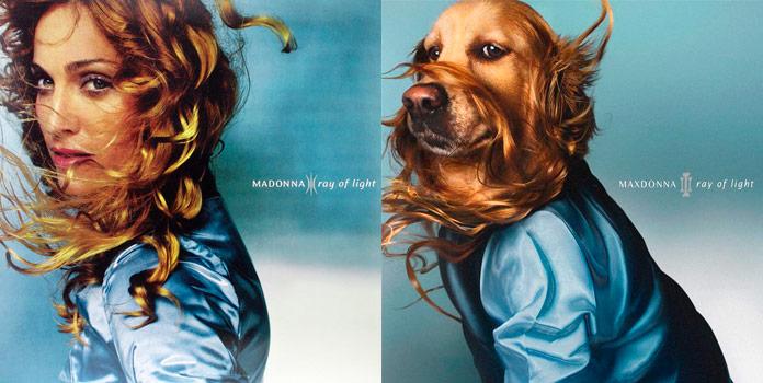 Maxdonna - Ray of light