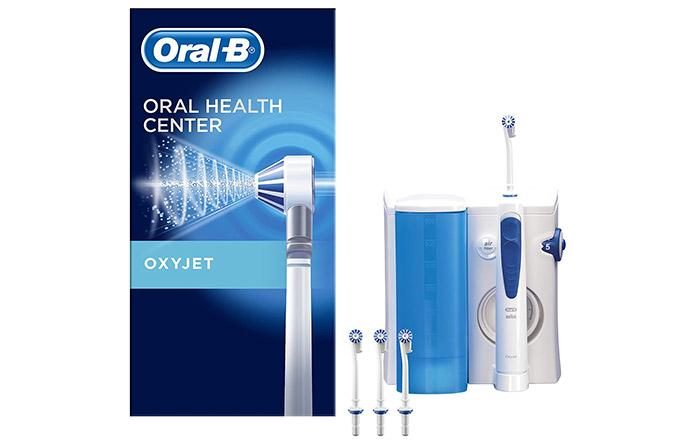 Mayores descuentos Amazon - Sistema de limpieza bucal Oxyjet Oral-B