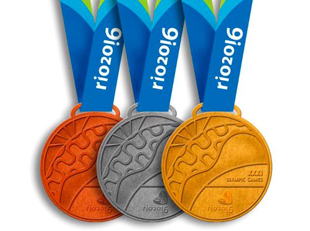 Medallas Juegos Olimpicos