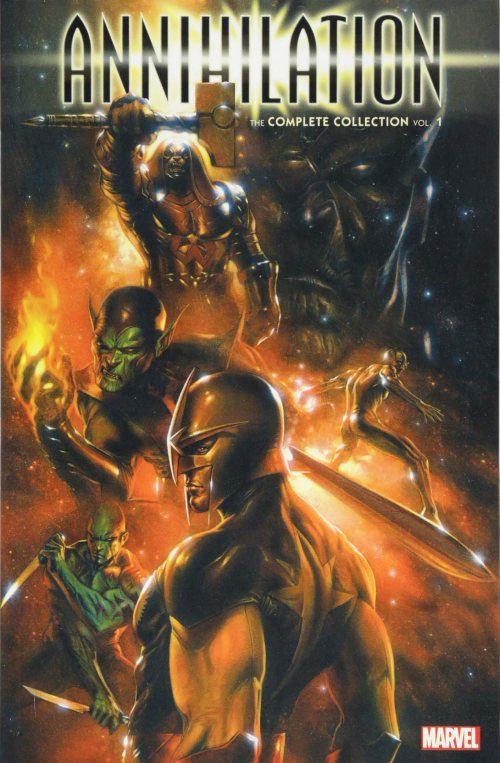 Mejores-comics-Marvel-Aniquilacion-1