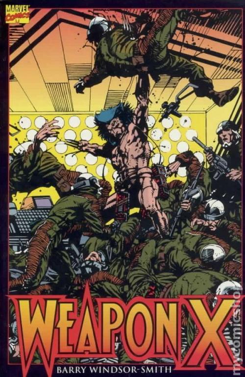Mejores-comics-Marvel-Arma-X