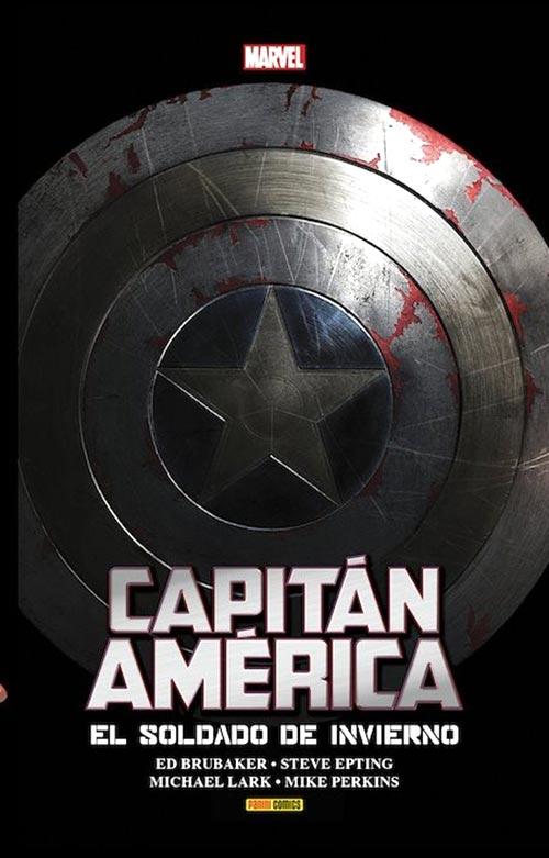 Mejores cómics de Marvel - Capitán América: El Soldado de Invierno