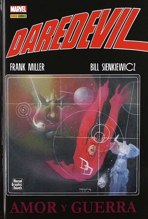 mejores cómics de Marvel - Daredevil: Amor y Guerra