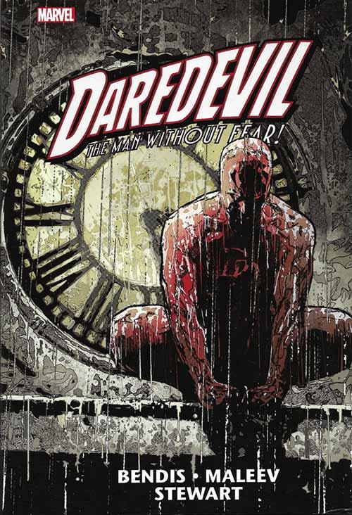 Mejores cómics de Marvel - Daredevil de Brian Michael Bendis